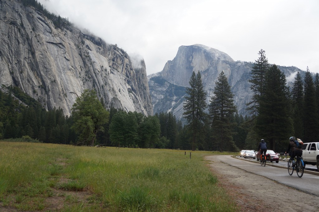 A dream fulfilled - biking in Yosemite Valley