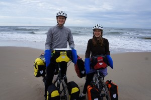 We were so very pleased to learn we could ride and wouldn't have to push the bikes for miles!