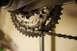 tiny chainring