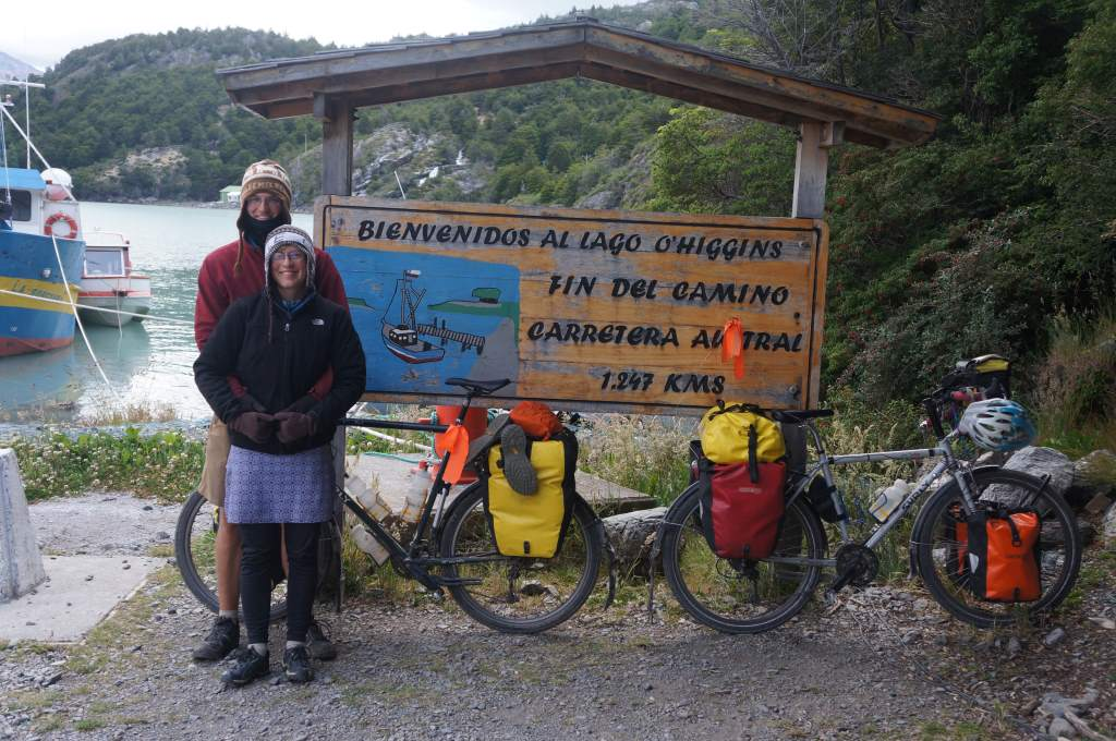 A new chapter begins on the fabled Carretera Austral.