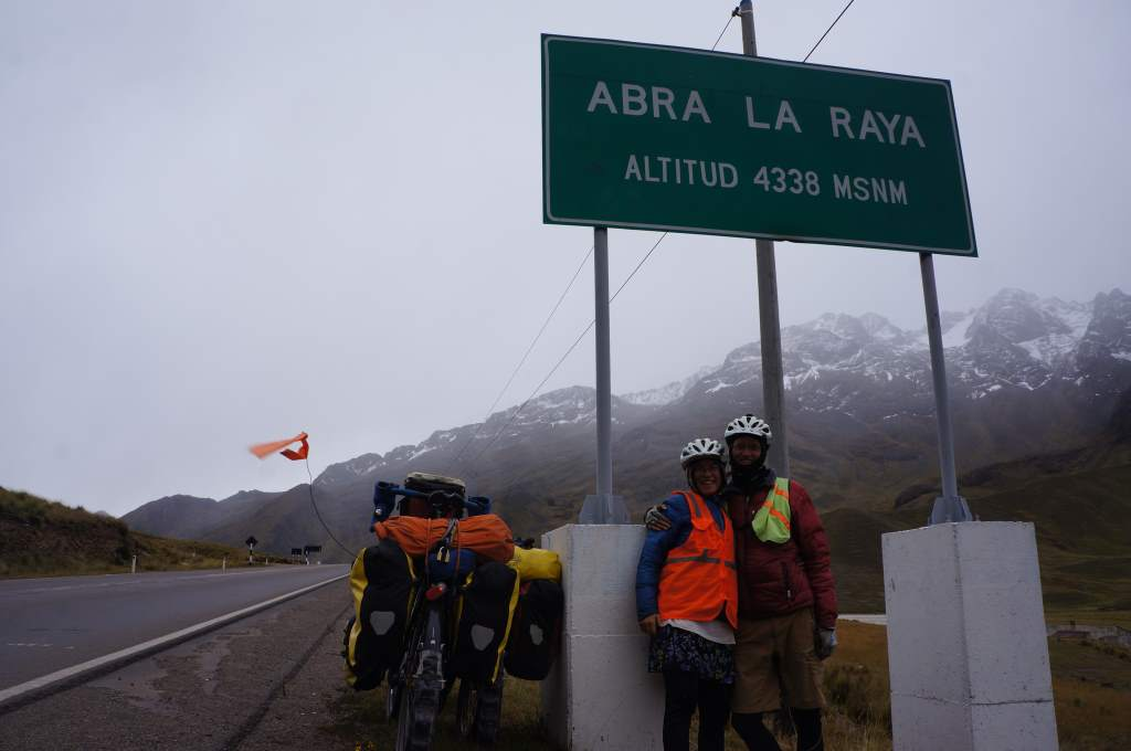 Our first summit sign in ages.