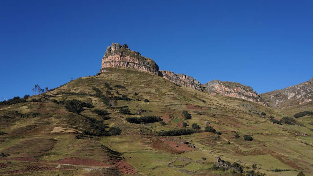At the top, the 'Crown of the Inca'